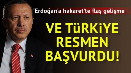Türkiye Böhmernann'ın yargılanmasını istedi