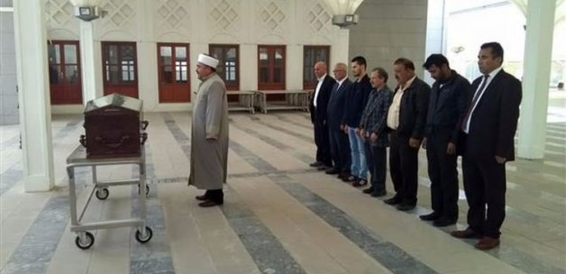 Türkiye onu aramıştı! Cenazesinde 7 kişi saf tuttu