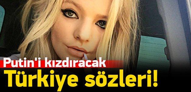 Türkiye sözleri Putin'i çok kızdıracak!