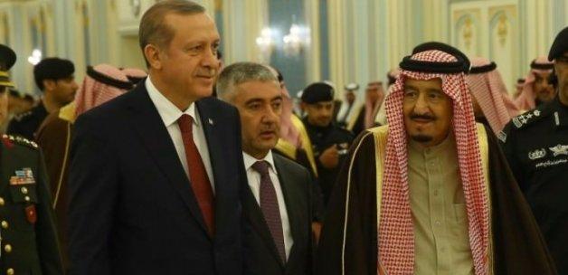 Türkiye ve Arabistan köprü oluyor!