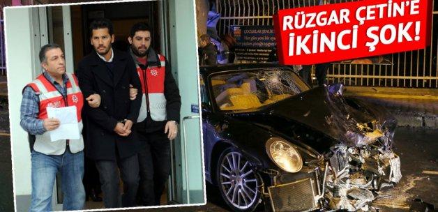 Ünlü yönetmenin oğlu Rüzgar Çetin'e ikinci şok!