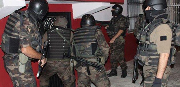 Üsteğmen Ziya'ya 9. katta operasyon