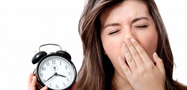 Uykuya dalmakta zorlanıyor musunuz? İşte çözümü...