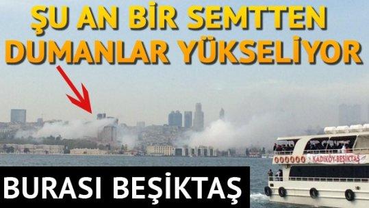 Vodafone Arena'da ilk maç çılgınlığı! Bir bilet 60 bin lira, Beşiktaş sise boğuldu