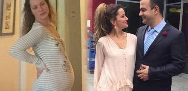 Yıldız Asyalı 6 aylık hamile