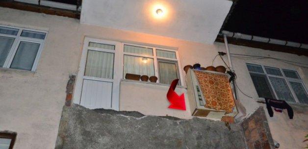 Zonguldak'ta akıllara zarar olay!