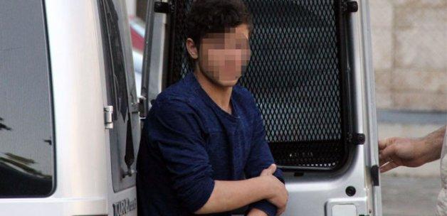 4 kişiyi silahla yaralama olayının zanlısı çocuk tutuklandı
