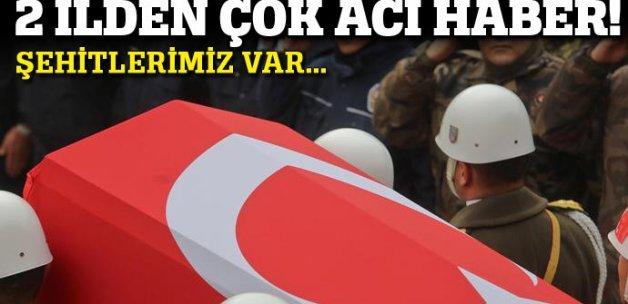 Acı haberler peş peşe geldi, önce Mardin sonra Erzurum