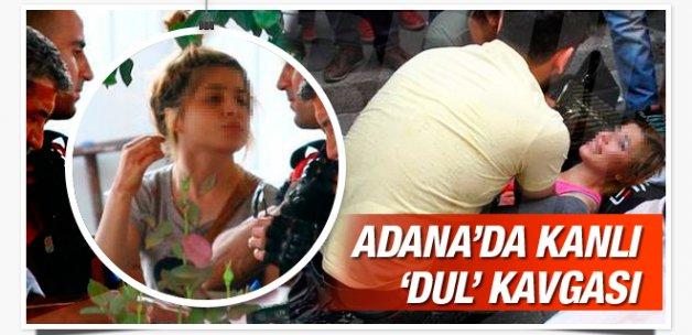 """Adana'da """"dul kavgası"""" kanlı bitti!"""