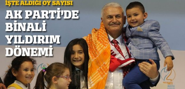 AK Parti'de Binali Yıldırım dönemi