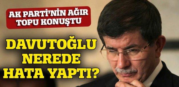 AK Partili Burhan Kuzu: Doğal liderin sözünü dinlemek lazım