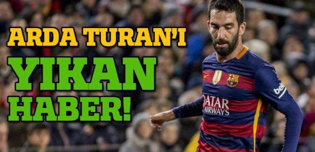 Arda Turan, La Liga'nın en kötü 11'inde