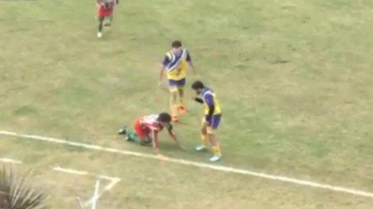 Arjantin'de 24 yaşındaki futbolcu hayatını kaybetti