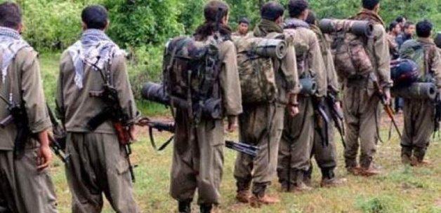 Askeri şehit eden PKK'lılar boğuldu