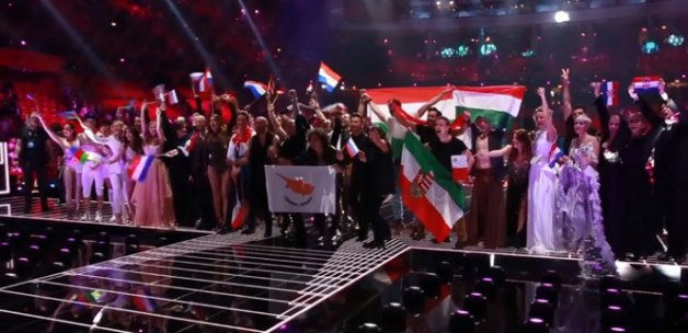 Azerbaycan'dan Ermenistan'a Eurovision tepkisi