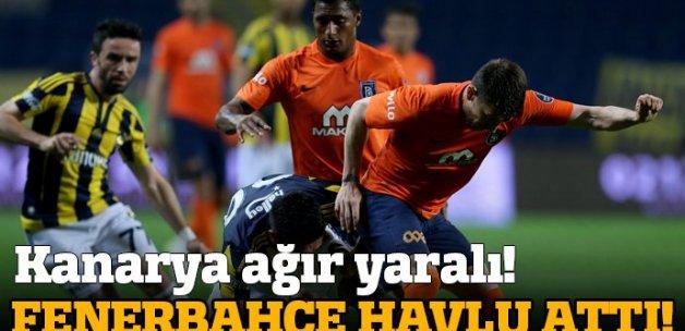 Başakşehir 2-1 Fenerbahçe