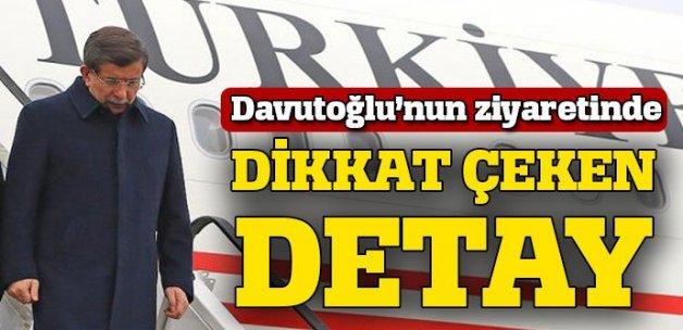 Başbakan Davutoğlu, Bosna Hersek'e ANA yerine THY uçağı ile gitti