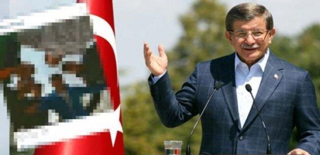 Başbakan Davutoğlu sosyal medyayı salladı