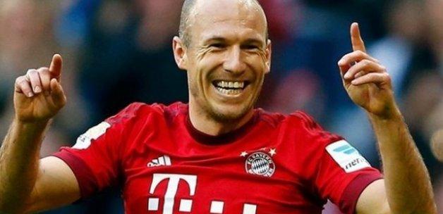Beşiktaş'tan Robben bombası!