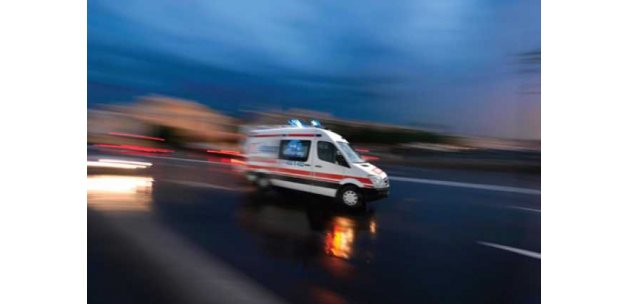 Burdur'da trafik kazası: 7 yaralı
