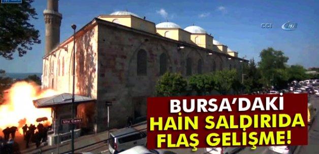 Bursa'daki canlı bomba saldırısında 6 tutuklama