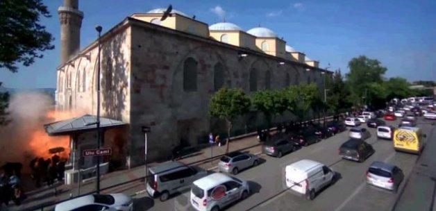 Bursa'daki Ulucami saldırısını TAK üstlendi