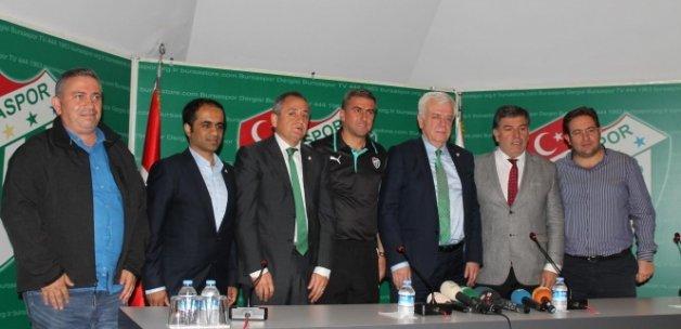 Bursaspor, Hamzaoğlu ile sözleşme uzattı