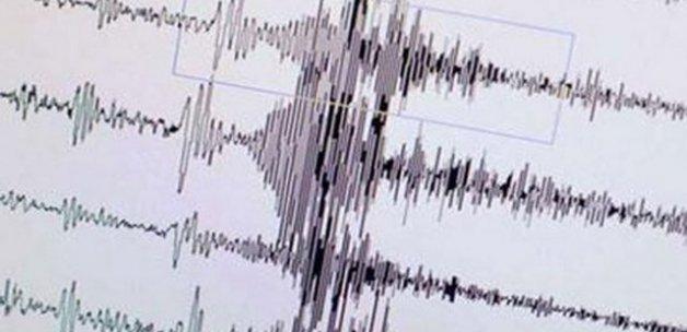Çanakkale'de deprem oldu!