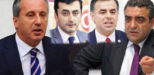 CHP Parti Meclisi'nden 5 maddelik açıklama