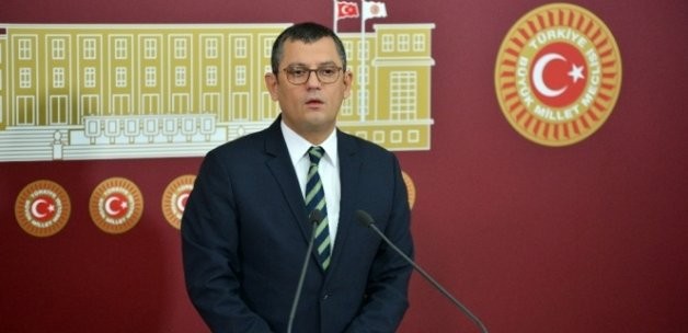CHP'li Özel HDP'yi topa tuttu
