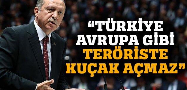 Cumhurbaşkanı Erdoğan: Asaletimizle size dalga geçirtmeyeceğiz
