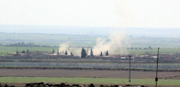 DEAŞ mevzileri vuruldu: 3 terörist öldürüldü