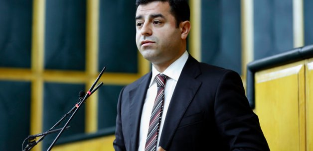 Demirtaş'tan 'ayrı parlamento' açıklaması!