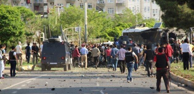 Diyarbakır'da patlama: 3 ölü, 42 yaralı