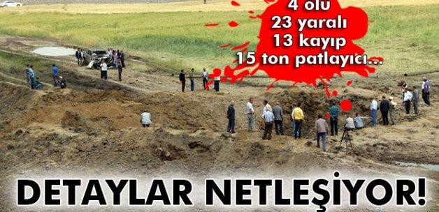 Diyarbakır'daki patlamanın detayları netleşiyor