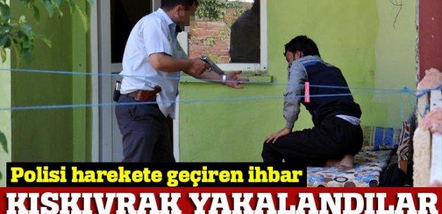 Elazığ'da ikinci DAEŞ operasyonu: 4 gözaltı