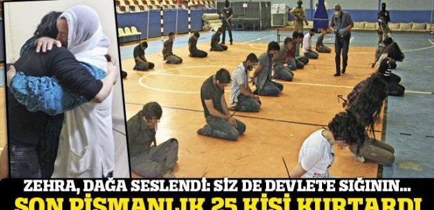 En büyük hatam PKK'ya kanmak