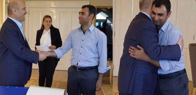 Erdoğan Bayraktar'dan darp ettiği güvenlik görevlisiyle ilgili açıklama
