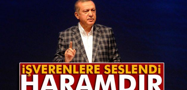 Erdoğan: 'İşçiyi koruyacak önlemleri almayarak kazanç olmaz'