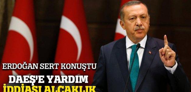 Erdoğan sert konuştu: Alçaklık