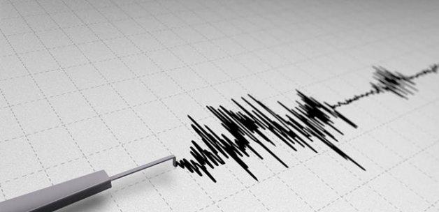 Erzincan'da 4,1 şiddetinde deprem