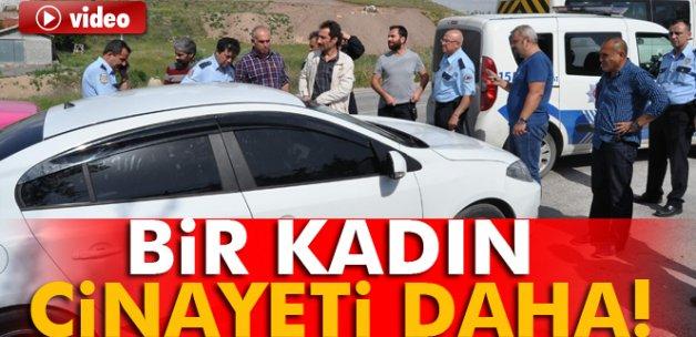 Eskişehir'de bir kadın cinayeti daha