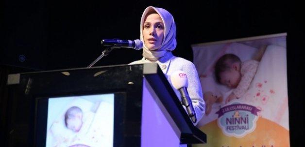 Esra Albayrak: 'Uluslararası toplumları vicdana davet ediyorum'