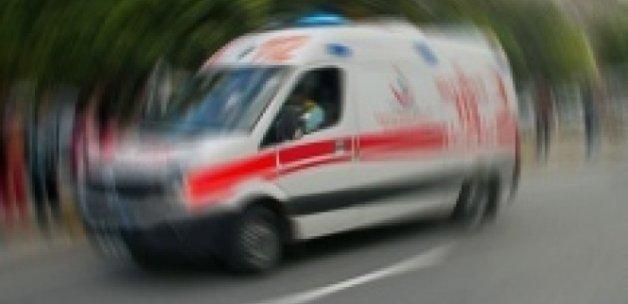 Evde kalorifer borusu patladı: 3 yaralı