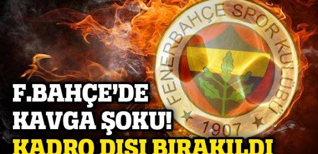 Fenerbahçe'de Bruno Alves kadro dışı kaldı