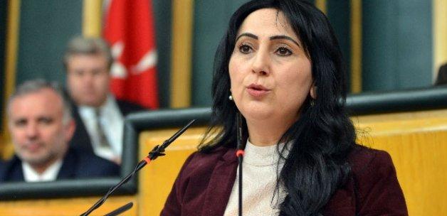 Figen Yüksekdağ'dan küstah tehdit!