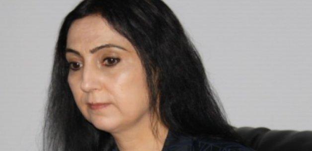 Figen Yüksekdağ hastaneye kaldırıldı! - HDP'li Figen Yüksekdağ'a NE OLDU?
