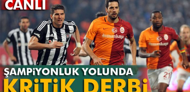 Galatasaray 0 Beşiktaş 0