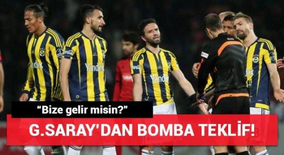 Galatasaray'dan Mehmet Topal'a teklif!
