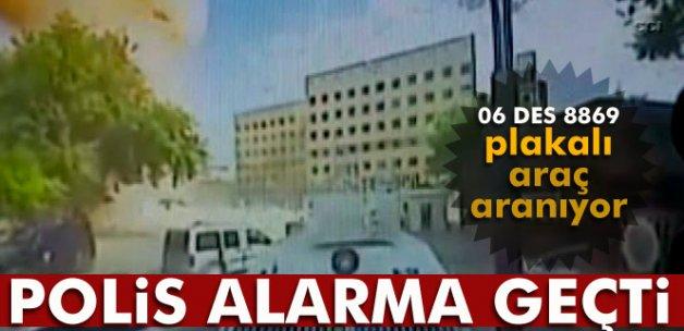 Gaziantep'te bir araç daha aranıyor